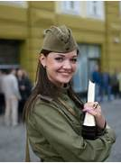 Beautiful Russian Wome...Russian Female Soldiers