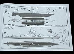 Revell Type Iib German Submarine 1 144