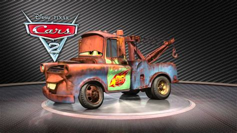 Cars 2 Mater Image by Cars 2 Turntable Quot Mater Quot