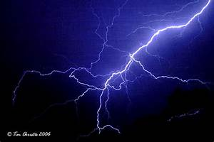 Blue Lightning | This beauty was caught out my bedroom ...