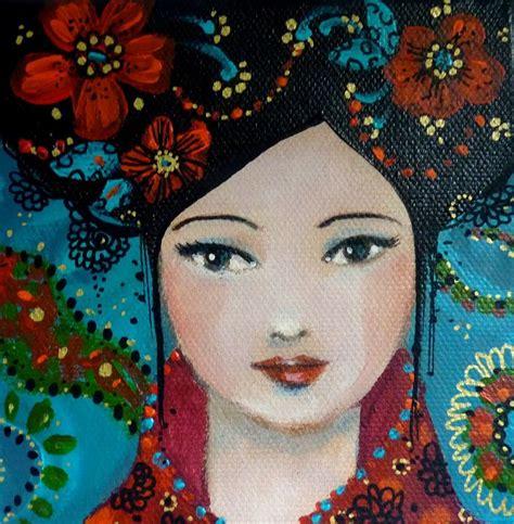 portrait sur toile a partir d une photo 1000 id 233 es sur le th 232 me peinture sur toile pour enfants sur toiles peintures sur