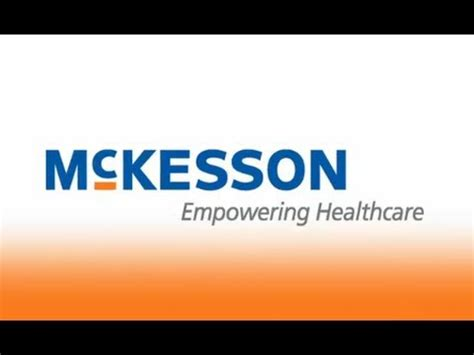 McKesson - Reimbursement Specialist - YouTube
