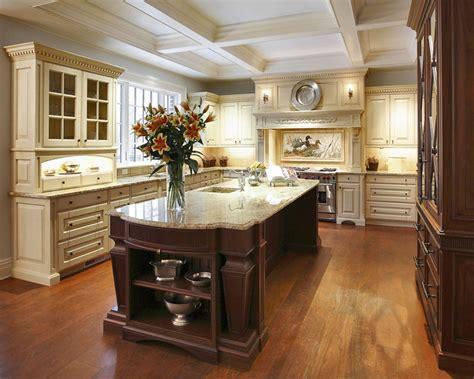 kitchen design ideas traditional kitchen designs and elements theydesign