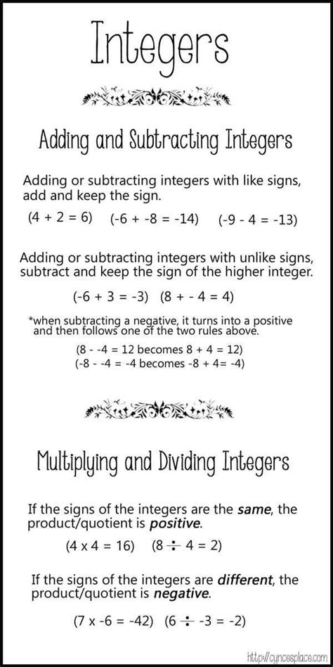 math worksheets multiplying rational numbers