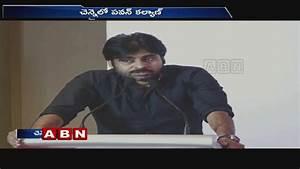 Janasena Chief Pawan Kalyan speaks to Media after Meeting ...