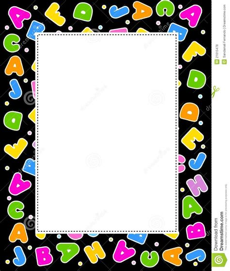 s gingham shirt letter clipart abc border bbcpersian7 collections