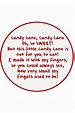 Items similar to Candy Cane Poem for Kids Craft on Etsy