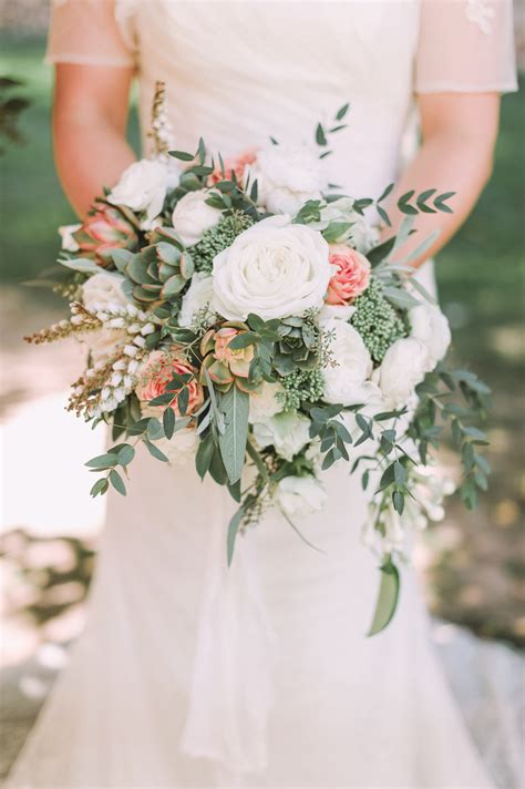 25 creative and unique succulent wedding bouquets ideas stylish wedd