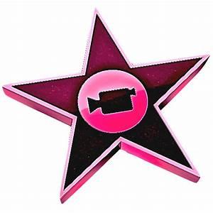 PINK iMovie Icon (Apple) by narutolove1477 on DeviantArt