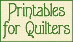 Quilt Patterns from Victoriana Quilt Designs plus Beginner