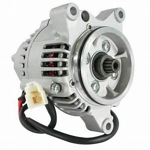How To Replace Alternator Generator And Related Components