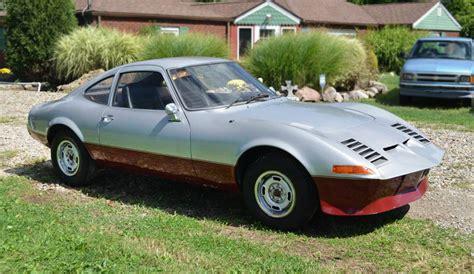Opel Gt 1970 by 11 Second Quarter Mile 1970 Opel Gt Ev