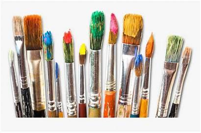 Paint Brushes Clipart Paintbrush Painting Brush Background