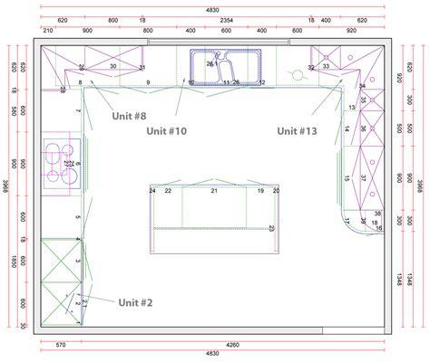 Kitchen Plan  Kitchen Decor Design Ideas