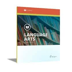 45685 Alpha Omega Publishing Coupon Code by Lifepac Language Arts Gr 7 12 L Post Homeschool