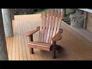 About A Chair : adirondack guitar chair build youtube ~ A.2002-acura-tl-radio.info Haus und Dekorationen