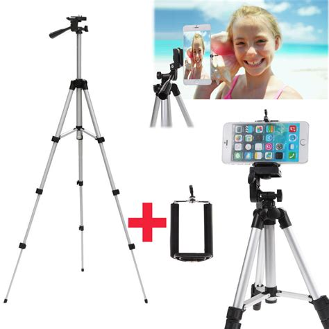 tripods for iphones professional telescopic tripod stand holder for iphone 6