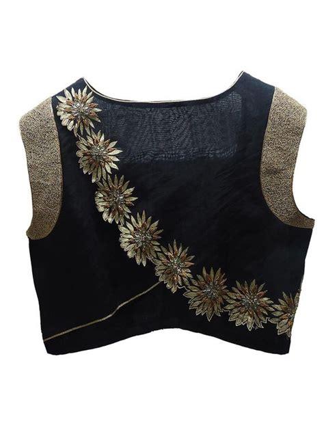black and gold blouse black and gold saree blouse sarees black