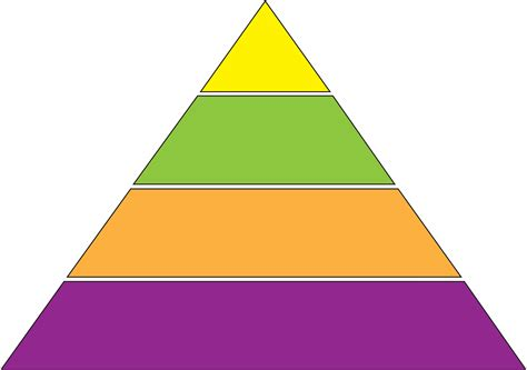 Pyramid Clipart The Can Do Chronicles The Can Do