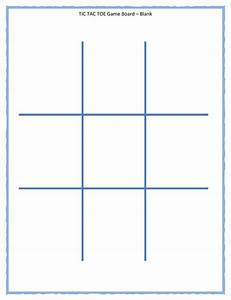 Download Tic Tac Toe Game Board For Free
