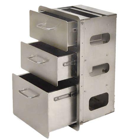 custom kitchen cabinet drawers custom yachts gf 4 kitchen stainless steel boat 3 drawer 6351