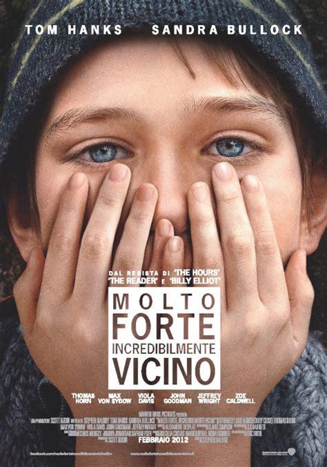 Cinema Gabbiano Senigallia Oggi Locandina Molto Forte Incredibilmente Vicino