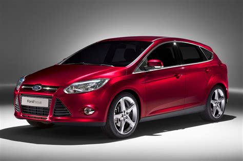 Focus Wallpaper New Ford Hatchback Newfocus Cars