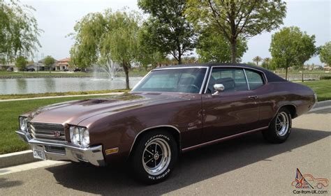 1971 Buick Gran Sport 455 Stage 1