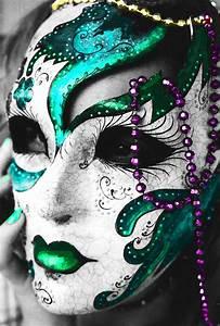 Mardi Gras Mask Art | More from ~ SilentMoonlitSiren ...