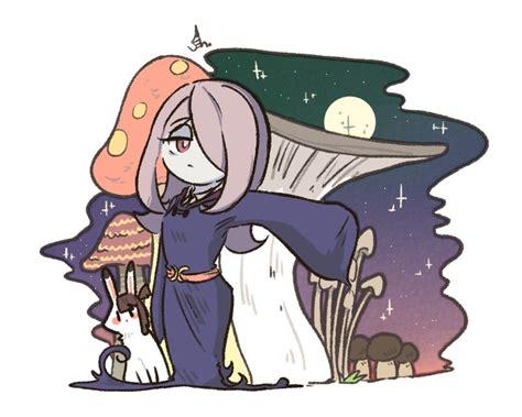 kagari atsuko and sucy manbavaran witch academia