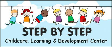 step by step childcare learning in brampton toddler 387 | 1493353175 Logo