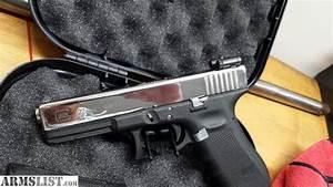 ARMSLIST - For Sale/Trade: Glock 22 Gen 4 Custom CHROME