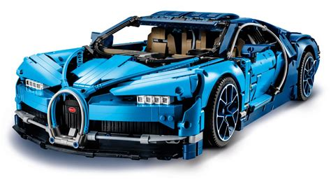 From the outset, we anticipated the build would be a challenge; LEGO Technic Bugatti Chiron is a Thing of Beauty
