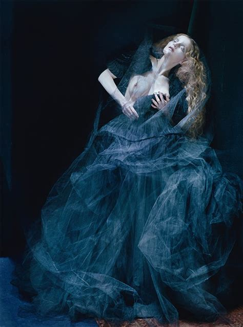 Tim Walker Guinevere Van Seenus Pinterest