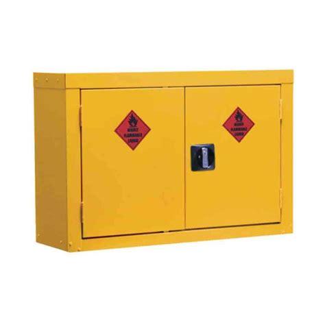 Coshh Cupboard wall mounted hazardous coshh cupboard 570 x 850 x 255