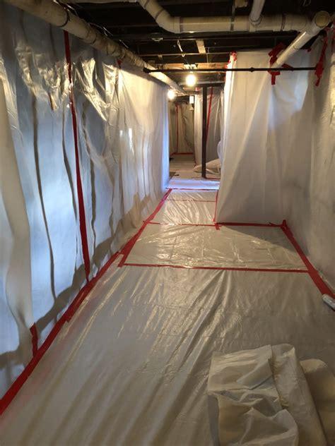 asbestos pipe insulation abatement updating  heating