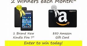 Carte Cadeau Amazon Ou Acheter : kindle fire 7 ou une carte cadeau amazon de 50 ~ Melissatoandfro.com Idées de Décoration