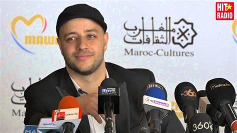Conférence De Presse Avec Maher Zain à Mawazine 2015 S