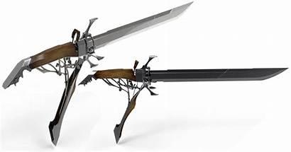 Dishonored Sword Swords