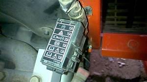 Kubota Trakt U00d6r S U0130gorta Kutusu - Fuse Box