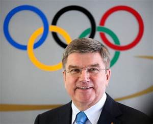 Thomas Bach We Must Quotbe The Change We Want To Seequot