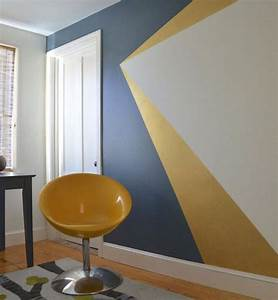 daphnedecordesign la peinture graphique pour sublimer vos With peinture acrylique pour mur