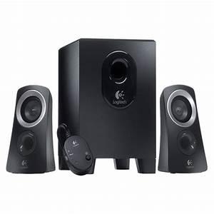 Lautsprecher B Ware : logitech z 313 2 1 stereo lautsprecher subwoofer b ware von logitech ean 5099206022898 ~ Orissabook.com Haus und Dekorationen