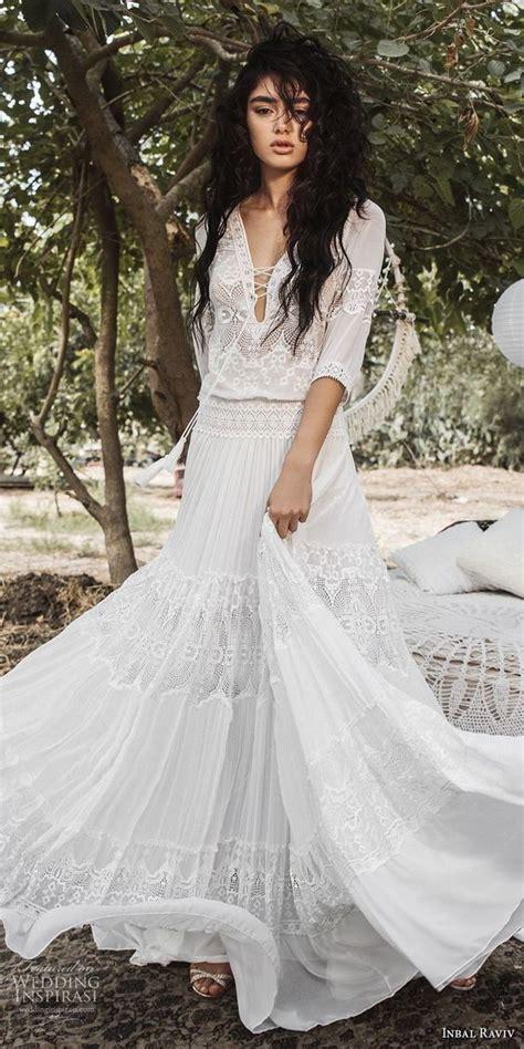 inbal raviv  wedding dresses   bohemian