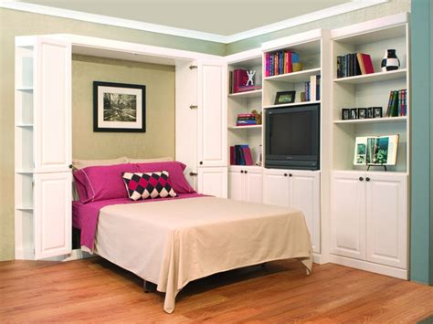 white murphy bed white murphy bed with bi fold doors and media center