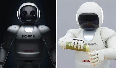 hondas  asimo robot  run jump