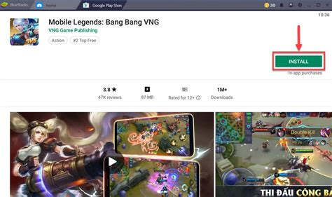 During the matches that can last up to 10 minutes, the teams are tasked to perform the traditional gameplay tactics of the moba genre mobile legends for desktop, to secure and hold the three primaries lanes of movement. Mobile Legends: Bang Bang For PC/Laptop (Windows 10/8/7 and Mac) Free Download - Windows 10 Free ...