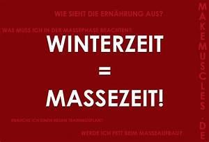 Kalorienbedarf Muskelaufbau Berechnen : der winter ist da die massephase kann beginnen make muscles ~ Themetempest.com Abrechnung