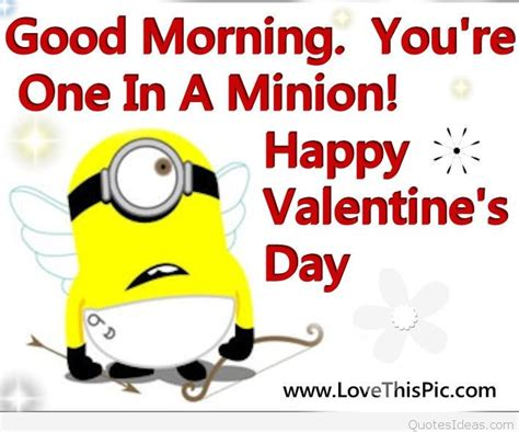 Good Morning Happy Valentine's Day
