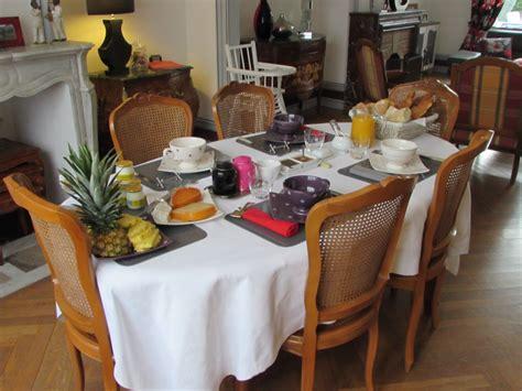 chambre dhotes lille la table pour nos petits déjeuners chambres d hotes